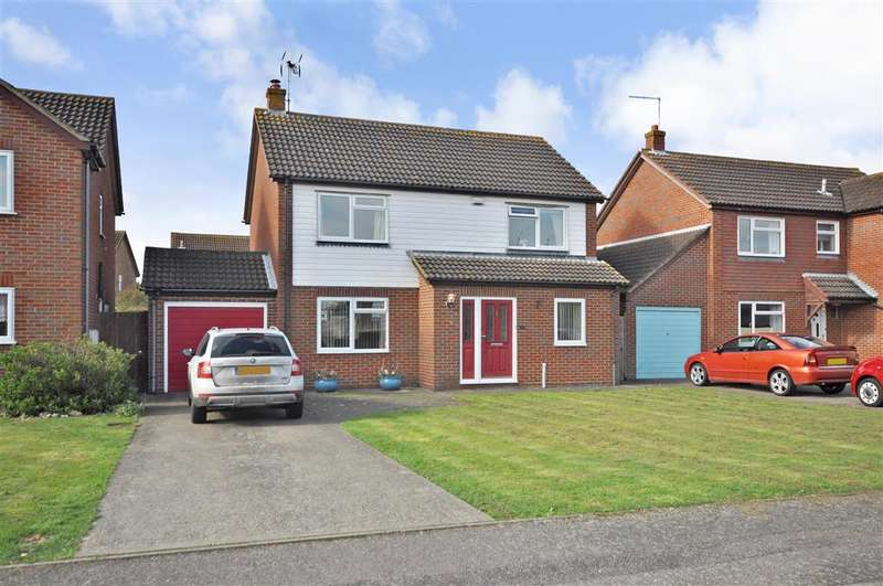4 Bedrooms Detached House for sale in Margate Road, Herne Bay, Kent