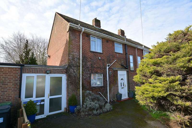3 Bedrooms Semi Detached House for sale in Kinson, Bournemouth