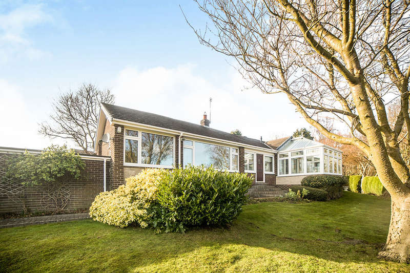 4 Bedrooms Detached Bungalow for sale in Holburn Gardens, Ryton, NE40