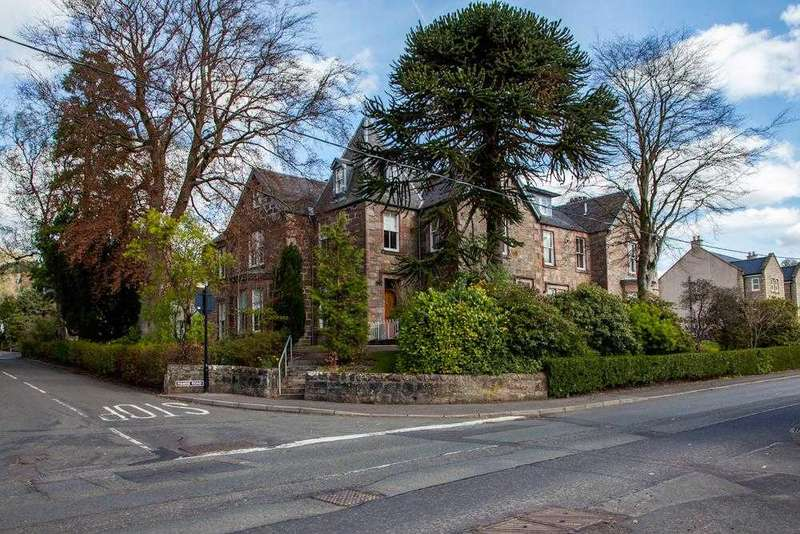 2 Bedrooms Apartment Flat for sale in Playfair House, Muckhart Road, Dollar