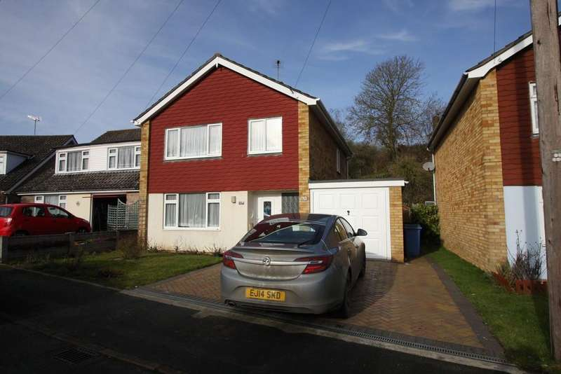 3 Bedrooms Detached House for sale in Bush Grove, Sudbury