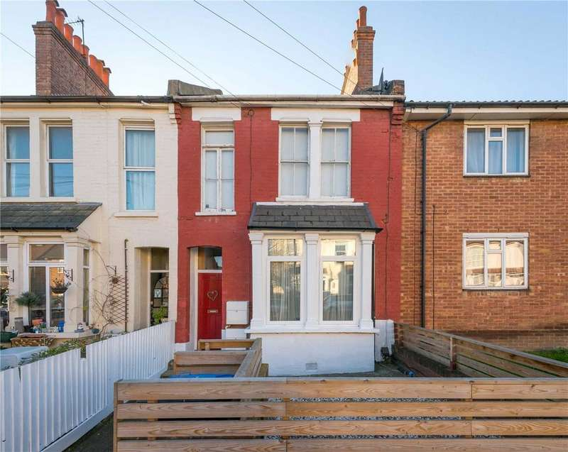 1 Bedroom Flat for sale in Rucklidge Avenue, London, NW10