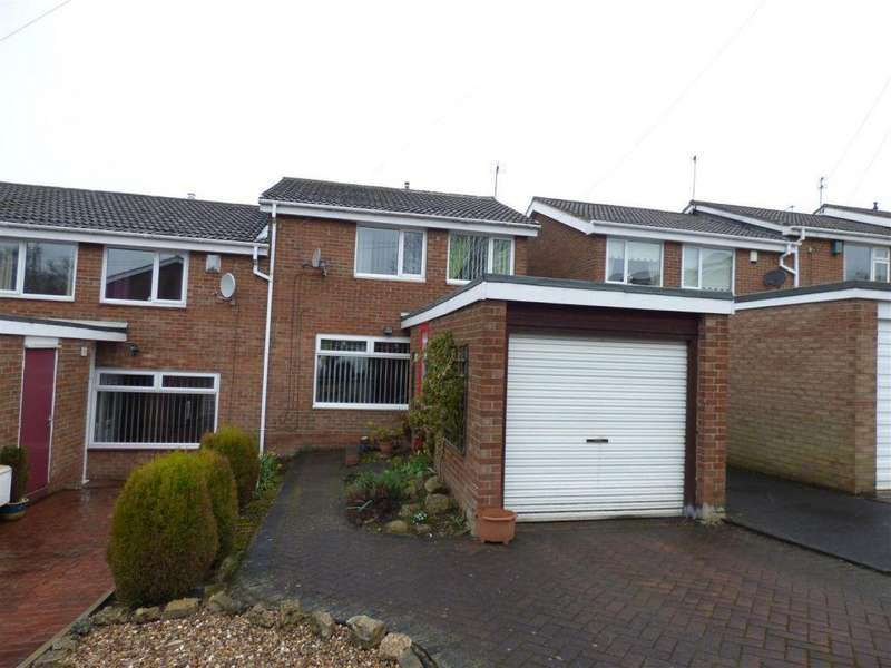 3 Bedrooms Link Detached House for sale in Callington Close, Houghton Le Spring