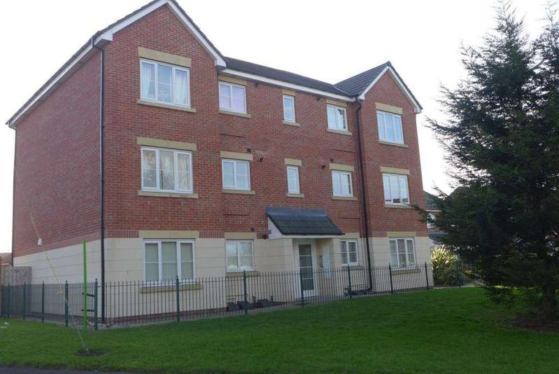 2 Bedrooms Apartment Flat for sale in Kingswood, Penshaw, Houghton Le Spring