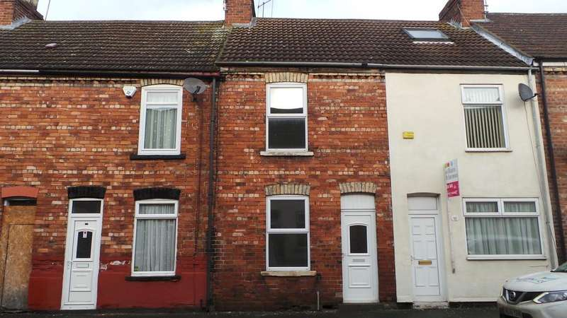 3 Bedrooms Terraced House for sale in Linden Terrace, Gainsborough