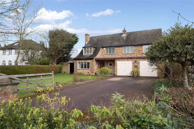 4 Bedrooms Detached House for sale in Tilehouse Lane, Denham, Buckinghamshire, UB9