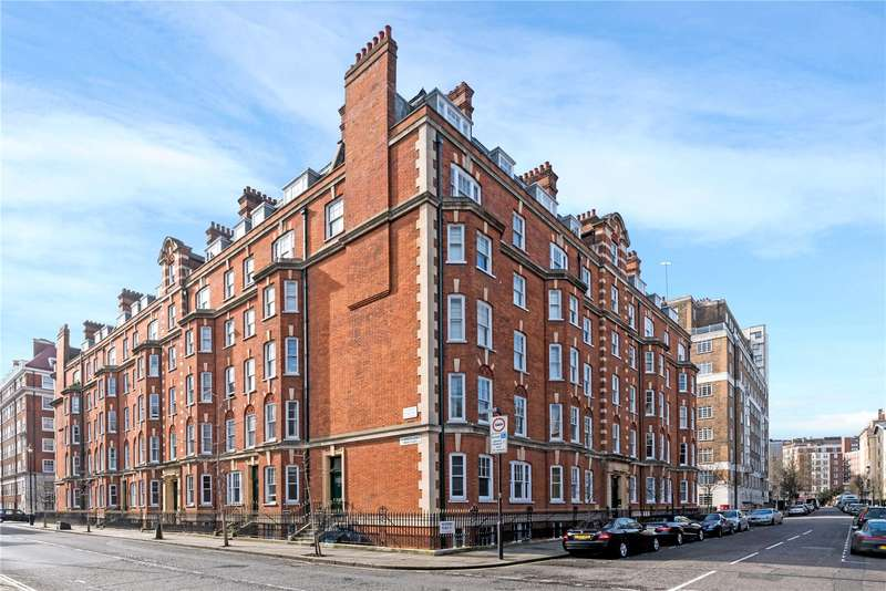 3 Bedrooms Flat for sale in Cumberland Mansions, Seymour Place, London, W1H
