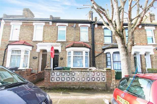 3 Bedrooms Terraced House for sale in Brookdale Road, Walthamstow, London