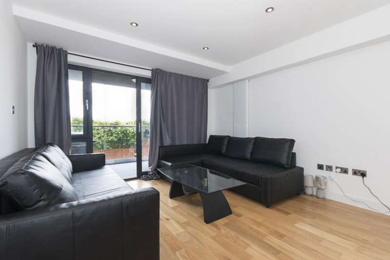 2 Bedrooms Flat for sale in Anayah Apartments, 54B Trundleys Road, London, SE8