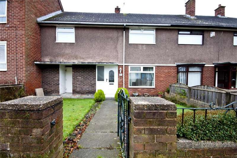3 Bedrooms Terraced House for sale in Edenhall Drive, Woolton, Liverpool, L25