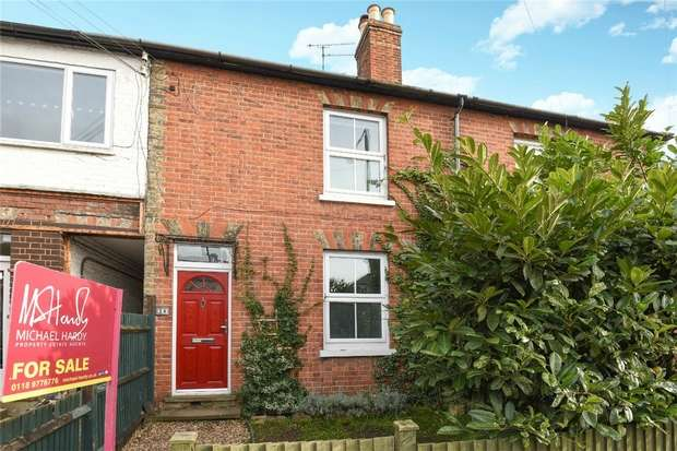 3 Bedrooms End Of Terrace House for sale in Barkham Road, WOKINGHAM, Berkshire