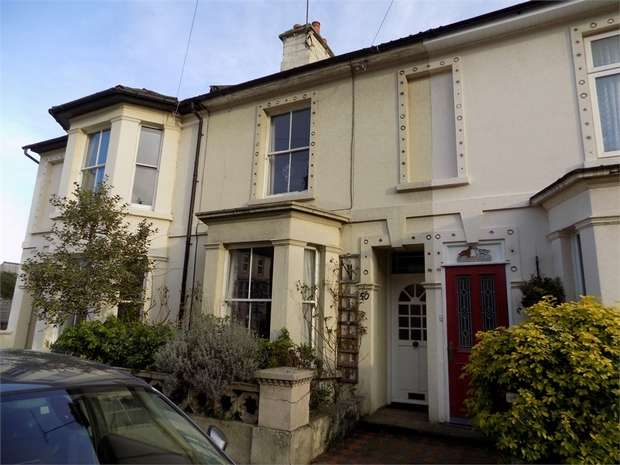 2 Bedrooms Terraced House for sale in Dudley Street, Leighton Buzzard, Bedfordshire