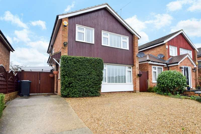 3 Bedrooms Detached House for sale in Nursery Road, Taplow, SL6