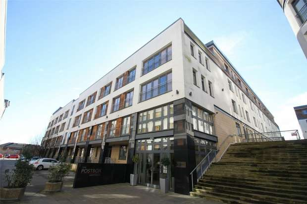 2 Bedrooms Flat for sale in Postbox, Upper Marshall Street, Birmingham City Centre, West Midlands