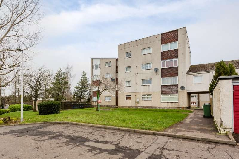 2 Bedrooms Ground Flat for sale in North Berwick Crescent, East Kilbride, South Lanarkshire, G75 8TG