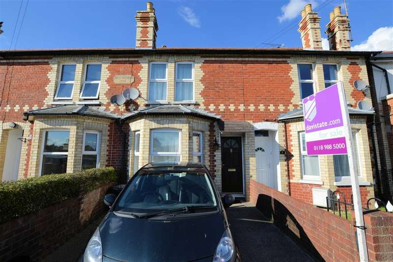 3 Bedrooms Terraced House for sale in Great Lea Terrace, Three Mile Cross, Reading, RG7