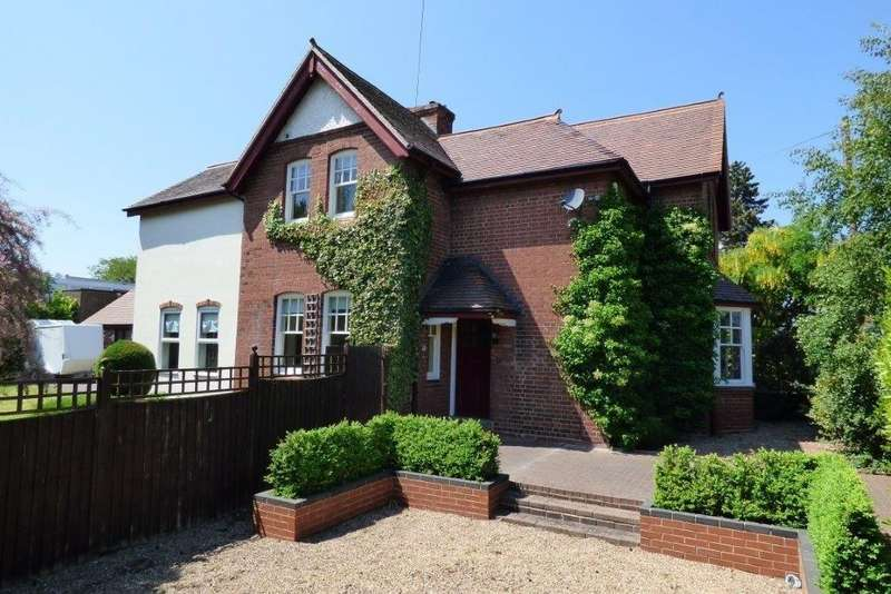 4 Bedrooms Detached House for sale in Sunnyside, Newhall, Swadlincote