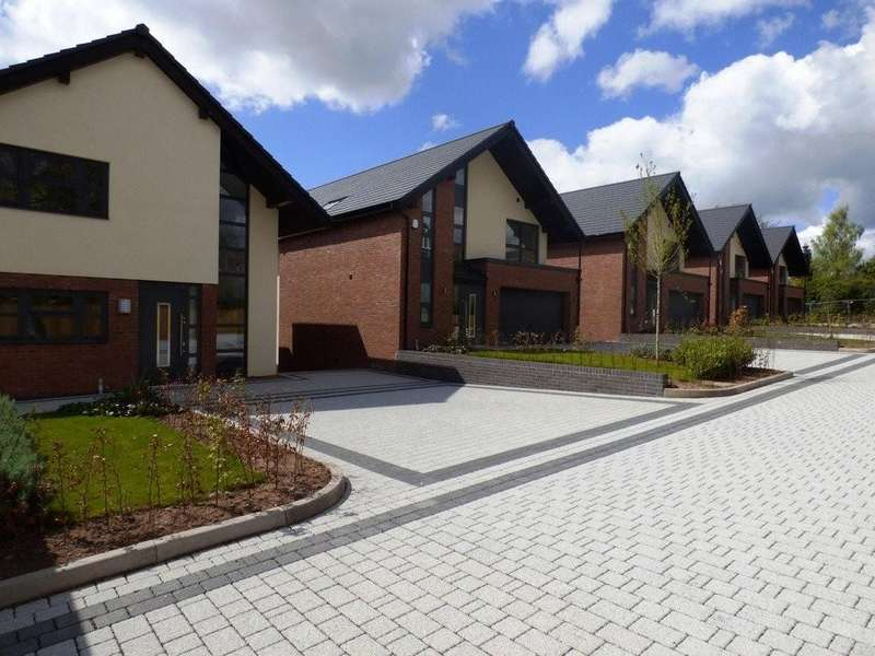 4 Bedrooms Detached House for sale in Plot 5, Quarry Hills Close, Quarry Hills Lane, Lichfield