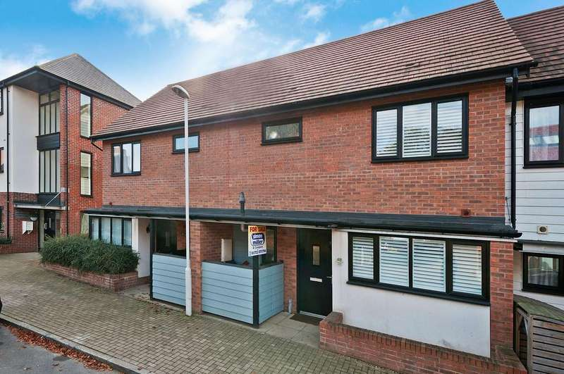 3 Bedrooms Terraced House for sale in Leybourne Chase, West Malling