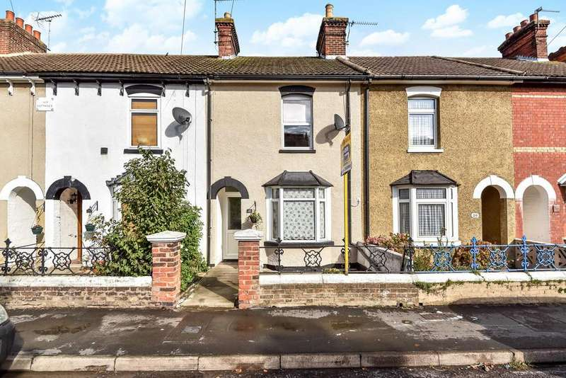 3 Bedrooms Terraced House for sale in Bramley Road, Snodland