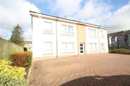 2 Bedrooms Flat for sale in Nursery Wynd, Kilmarnock, East Ayrshire