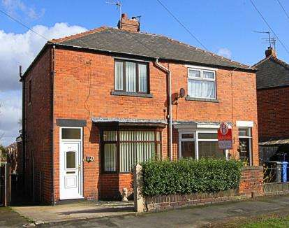 2 Bedrooms Semi Detached House for sale in Handsworth Crescent, Handsworth, Sheffield