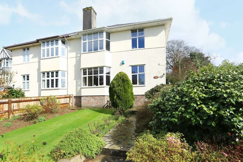 5 Bedrooms Semi Detached House for sale in Mannamead, Plymouth