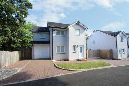 3 Bedrooms Detached House for sale in Amochrie Road, Paisley