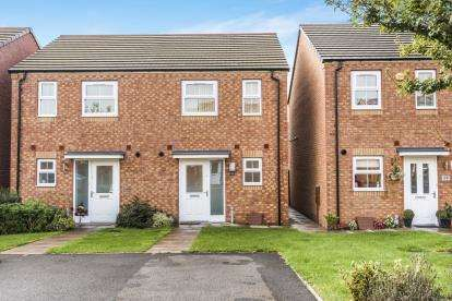 2 Bedrooms Semi Detached House for sale in Yorkshire Grove, Walsall, West Midlands