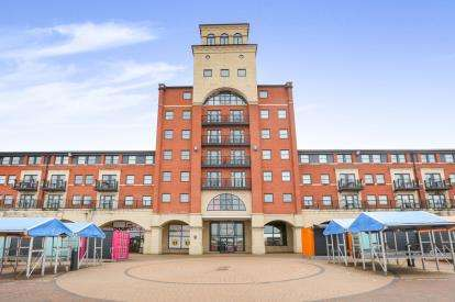 2 Bedrooms Flat for sale in Market Square, Wolverhampton, West Midlands