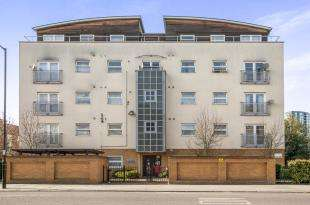 1 Bedroom Flat for sale in Solar Court, 119 Sydenham Road, Croydon