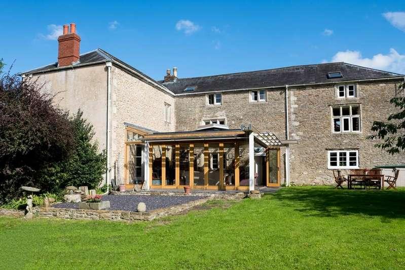 7 Bedrooms Detached House for sale in Beckington, Somerset