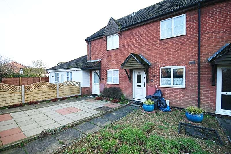 2 Bedrooms Terraced House for sale in Victoria Road, Diss