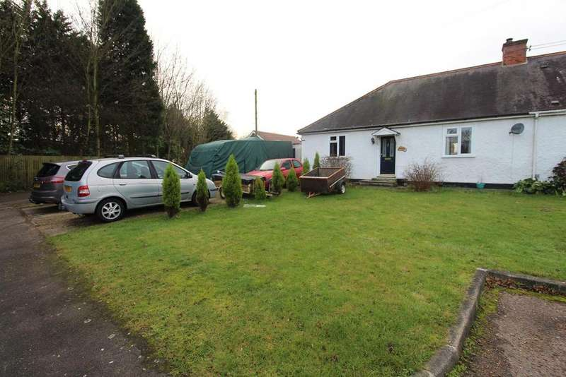 2 Bedrooms Semi Detached Bungalow for sale in Maldon Road, Witham, Essex, CM8