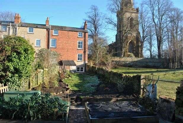 2 Bedrooms Cottage House for sale in Vicarage Lane, Kingsthorpe Village, Northampton NN2 6QS