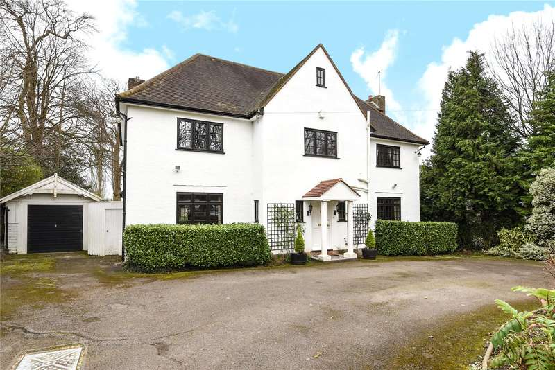 6 Bedrooms House for sale in Pinner Hill, Pinner, Middlesex, HA5
