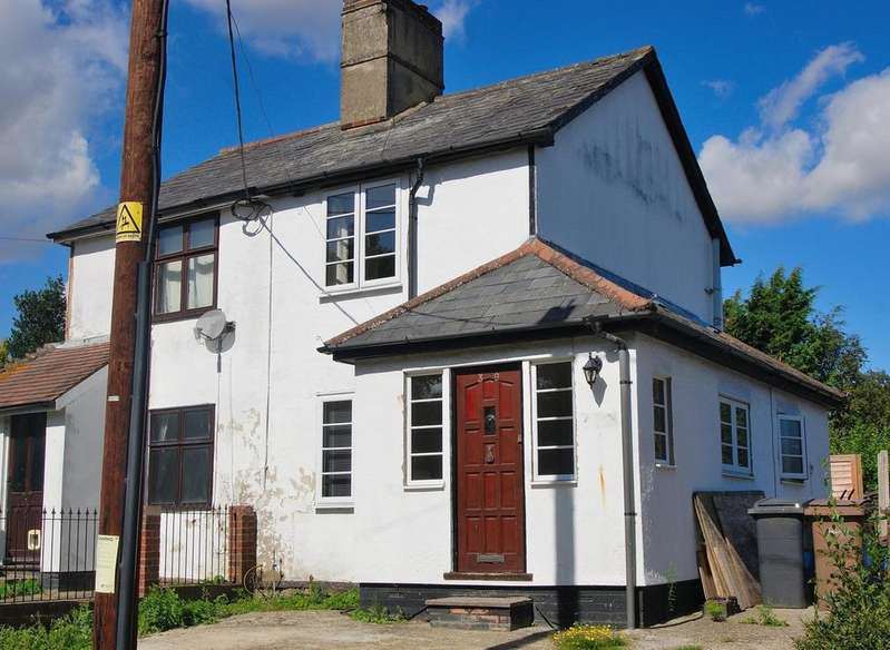 2 Bedrooms Cottage House for sale in Main Road, Little Leighs, Chelmsford, Essex, CM3