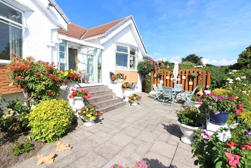 2 Bedrooms Bungalow for sale in The Crescent, Baldrine, IM4 6DY