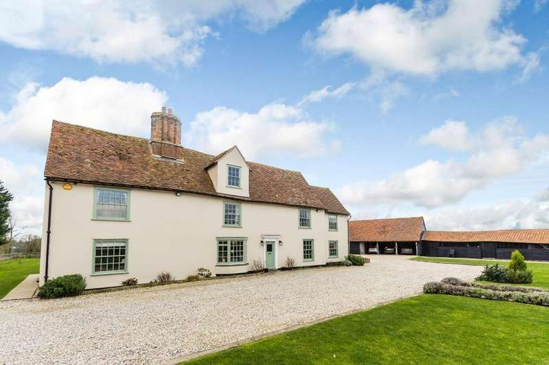 6 Bedrooms Detached House for sale in Mashbury Road, Chignal St. James, Chelmsford, Essex, CM1