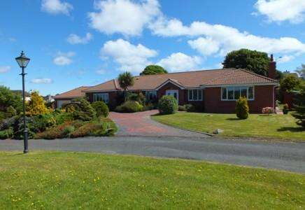 4 Bedrooms Detached House for sale in Westhill Village, Ramsey, IM8 3TD