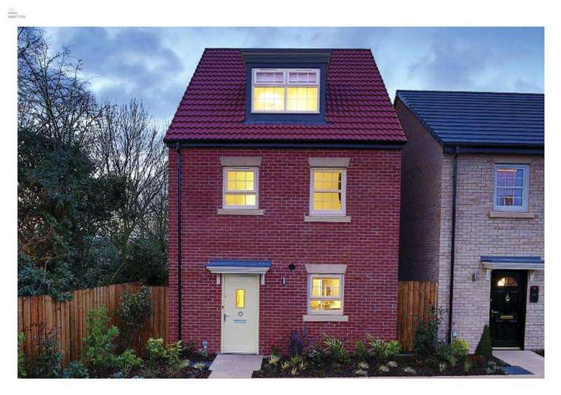 4 Bedrooms Semi Detached House for sale in Rosas, Ambition, Asket Drive, Leeds