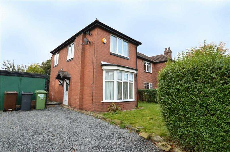 3 Bedrooms Semi Detached House for sale in Montreal Avenue, Chapel Allerton, Leeds