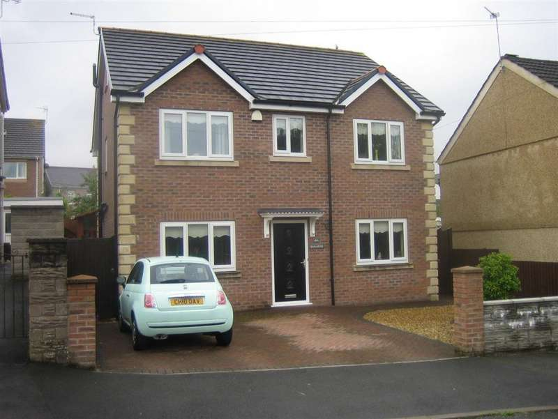 4 Bedrooms Detached House for sale in Woodville St, Pontarddulais