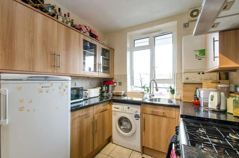 2 Bedrooms Flat for sale in Vauxhall Street, Kennington, SE11