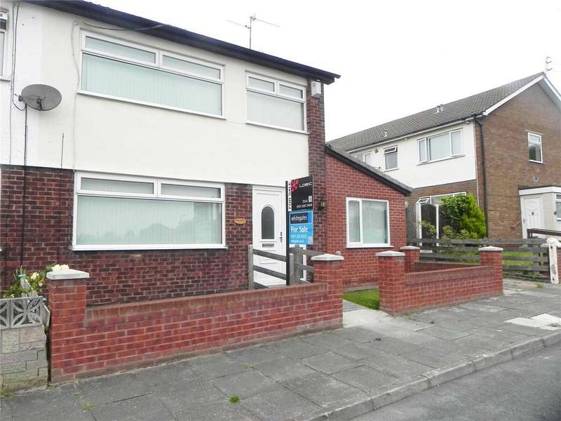 3 Bedrooms Semi Detached House for sale in Marion Road, Bootle, Liverpool, L20