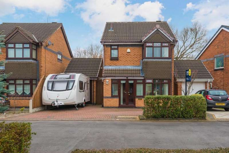 3 Bedrooms Detached House for sale in Rochester Gardens, Toll Bar, St. Helens