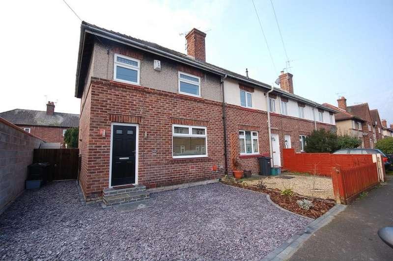 2 Bedrooms End Of Terrace House for sale in Allington Place, Handbridge