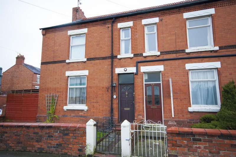 3 Bedrooms End Of Terrace House for sale in Watery Road, Wrexham, LL13 7NP