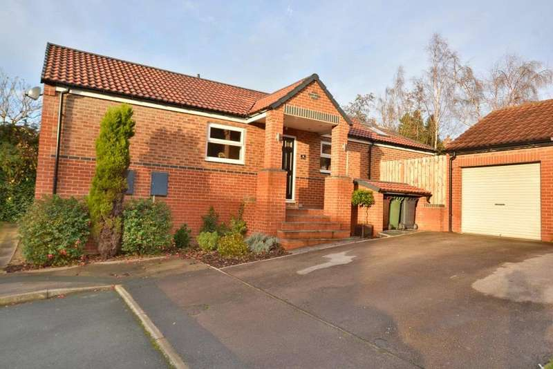 3 Bedrooms Detached House for sale in Oast House Croft, Robin Hood, Wakefield, West Yorkshire
