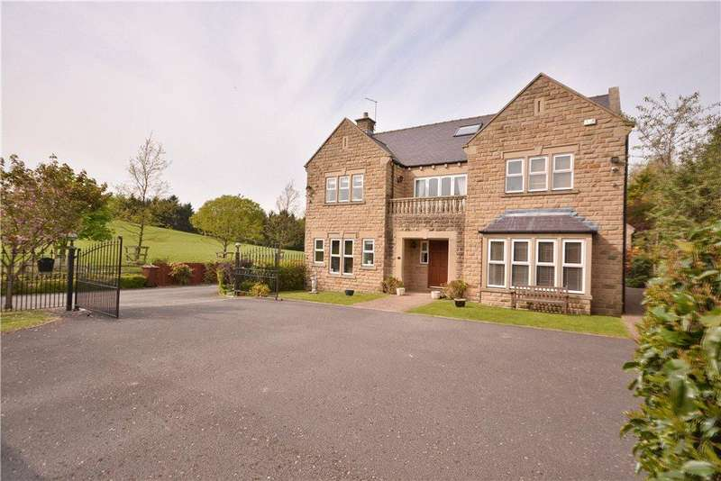 6 Bedrooms Detached House for sale in Sovereign Court, Alwoodley, Leeds